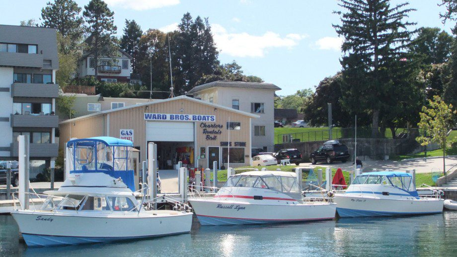 Ward Brothers Boats