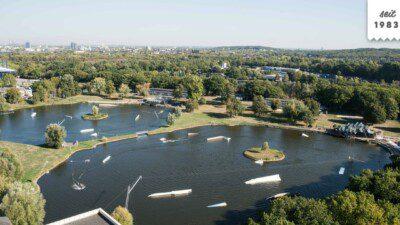 WakeScout listings in Germany: Strandbad Wedau