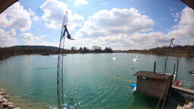 Wakeboarding, Waterskiing, and Cable Wake Parks in Pfullendorf: Wasserskipark-Pfullendorf