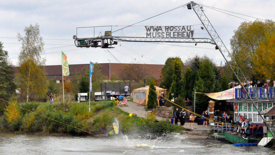 Wasserskianlage Rossau