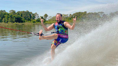 Wakeboarding, Waterskiing, and Cable Wake Parks in Winter Haven: World Barefoot Center