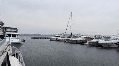 Yarrow Bay Marina