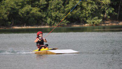 Wakeboarding, Waterskiing, and Cable Wake Parks in Farmer City: The Liquid Edge