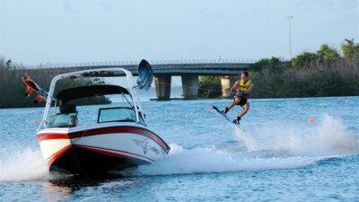 Water Sport Charters in Mexico: Cancun Waterski and Wakeboard