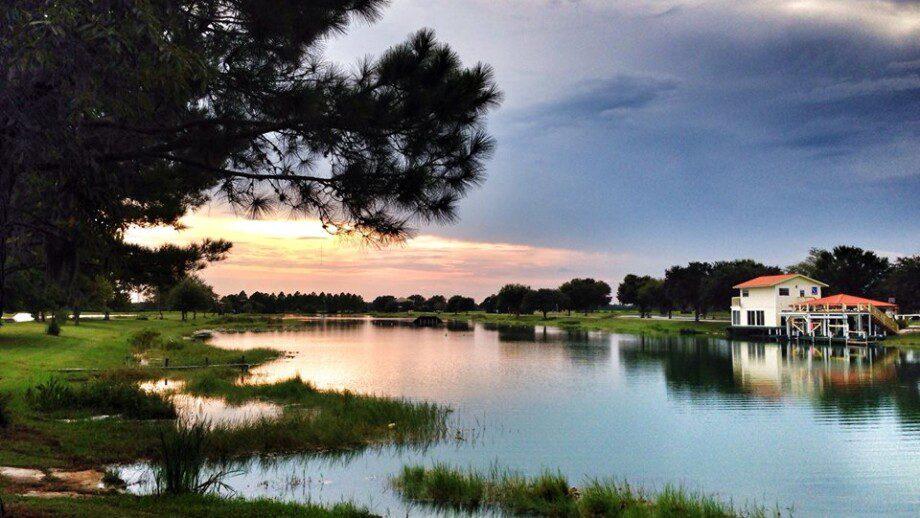 Jack Travers' Sunset Lakes