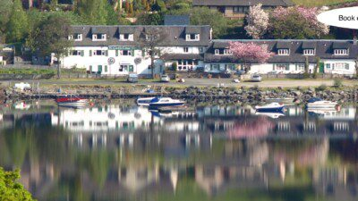 WakeScout listings in United Kingdom: Clachan Cottage Hotel