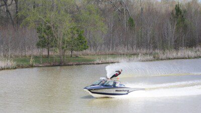 Wakeboarding, Waterskiing, and Cable Wake Parks in Hillsboro: Swerve Watersports Center / Soggy Bottom Waterski Club