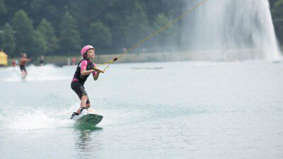 Wakeboarding, Waterskiing, and Cable Wake Parks in Schloss Dankern: Schloss-Dankern Cable Park