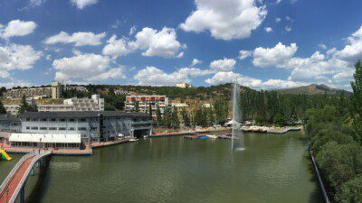 WakeScout listings in Segovia: Hotel Sports Náyade