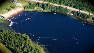 Wakeboarding, Waterskiing, and Cable Wake Parks in Fagersta: Fagersta Cable Park