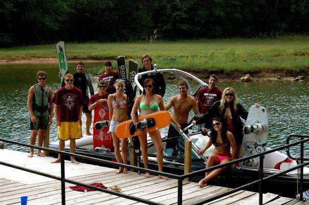 Missouri State University Water Ski Team