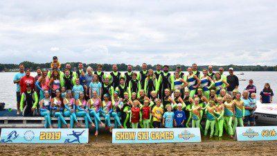 Wonder Lake Water Ski Show Team