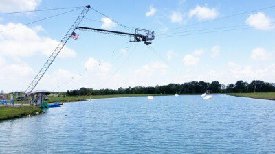 Wakeboarding, Waterskiing, and Cable Wake Parks in Lafayette: Cajun X Cables