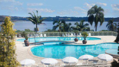 Wakeboarding, Waterskiing, and Cable Wake Parks in Mogi das Cruzes: Club Med/ Lake Paradise