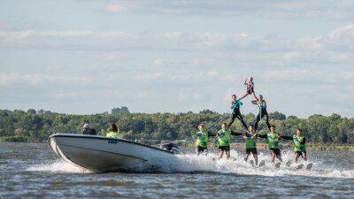 WakeScout listings in Kansas: Pomona Lake Ski Team- Rough Water Warriors