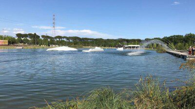 Wakeboarding, Waterskiing, and Cable Wake Parks in Barcelona: Simple Wake Park