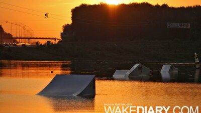 WakeScout listings in Russia: Ramada X-Park