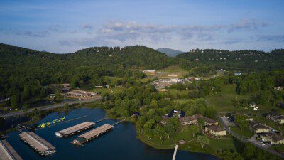 WakeScout listings in Georgia: The Ridges Resort on Lake Chatuge