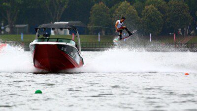 Wakeboarding, Waterskiing, and Cable Wake Parks in Singapore: Singapore Waterski & Wakeboard Federation