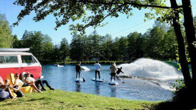 Surf City – The cable park in the middle of Tonsberg!