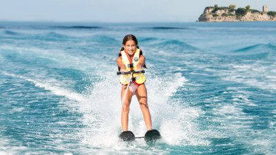 WakeScout listings in Greece: Sani Resort