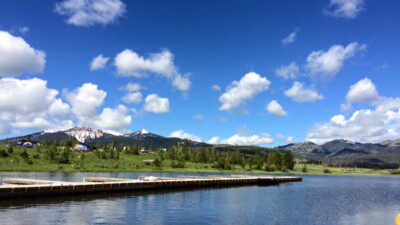 Wakeboarding, Waterskiing, and Cable Wake Parks in Clark: Steamboat Lake Marina