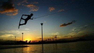 Wakeboarding, Waterskiing, and Cable Wake Parks in St George: Red Rock Wake Park
