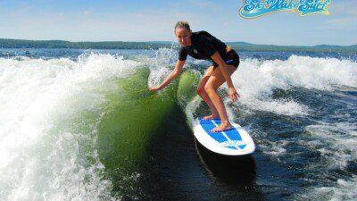 Water Sport Schools in Quebec: Ski Wake Surf