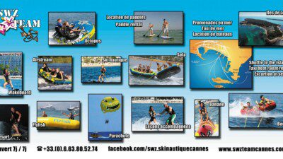 WakeScout listings in Provence Alpes Côte d`Azur: Ski & Wake Zone