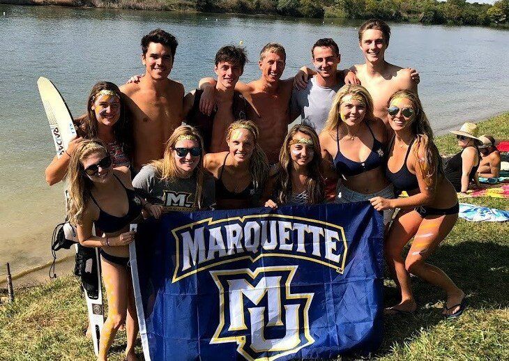 Marquette University Waterski and Wakeboard Team