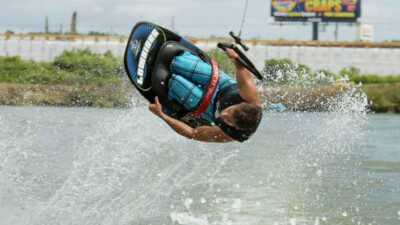 Wakeboarding, Waterskiing, and Cable Wake Parks in Lake Placid: Skionee Board Team
