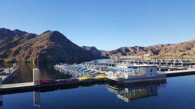 WakeScout listings in Arizona: Willow Beach Marina
