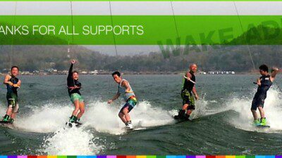 WakeScout listings in Thailand: LOTAS Wakeboard School