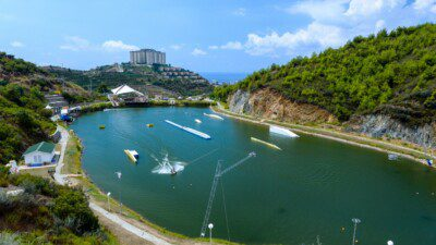 WakeScout listings in Turkey: Gold Cable Park