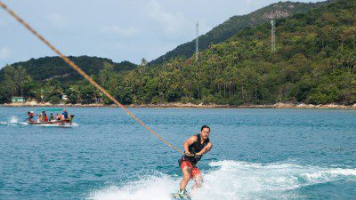 WakeScout listings in Thailand: Wake Up! Wakeboarding Koh Phangan