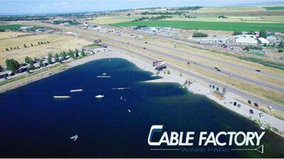 Cable Factory Wake Park