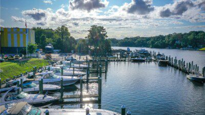 Wakeboarding, Waterskiing, and Cable Wake Parks in Pasadena: Pleasure Cove Marina