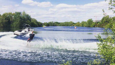 Wakeboarding, Waterskiing, and Cable Wake Parks in Pingewood: Hi5 Watersports/ Reading Lake
