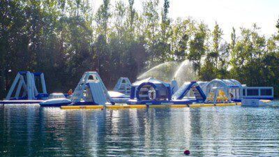 Just Wake- Tattershall Lakes Water Park
