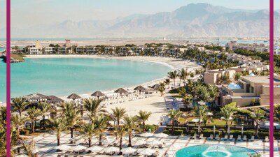 Wakeboarding, Waterskiing, and Cable Wake Parks in Ras AL Khaimah: Hilton Ras Al Khaimah Resort