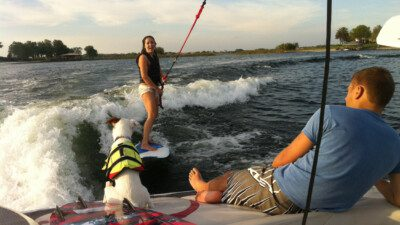 Wakeboarding, Waterskiing, and Cable Wake Parks in Winter Haven: Chain of Wakes