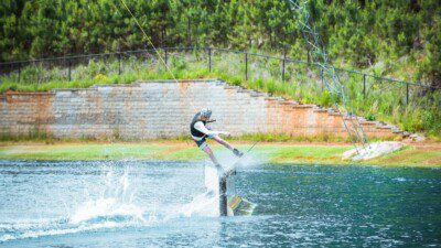 Wakeboarding, Waterskiing, and Cable Wake Parks in Cartersville: Terminus Wake Park