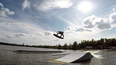 Wakeboarding, Waterskiing, and Cable Wake Parks in Princeville: Boardparks® Cable Park