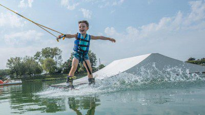 Wakeboarding, Waterskiing, and Cable Wake Parks in Verona: Wallygator Palo Palo