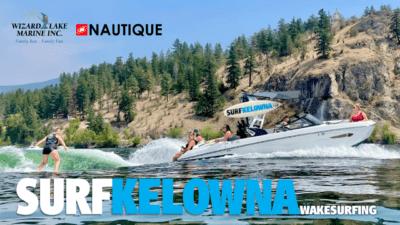 Wakeboarding, Waterskiing, and Cable Wake Parks in Kelowna: Surf Kelowna