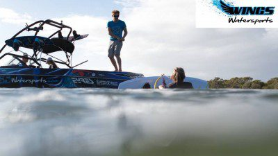 Wakeboarding, Waterskiing, and Cable Wake Parks in Southport: Wings Watersports