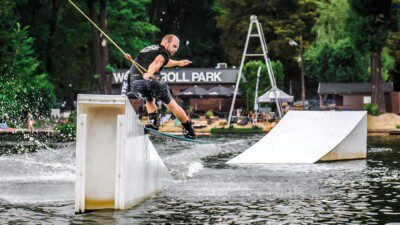 Wakeboarding, Waterskiing, and Cable Wake Parks in Lodz: Wake & Roll