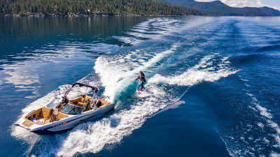 Wakeboarding, Waterskiing, and Cable Wake Parks in Honey Harbour: WakeCamp
