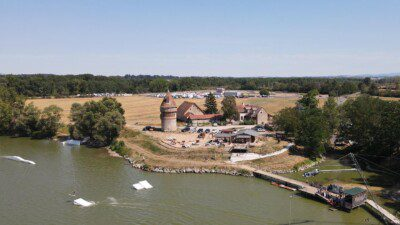 WakeScout listings in France: Natural Wake Park