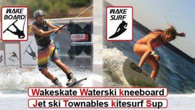 WSA Wakeboarding Sardinia Association